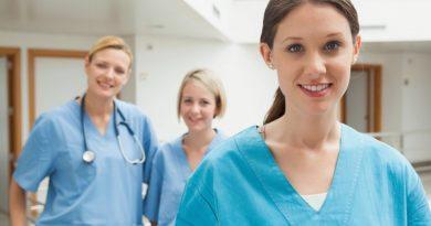 ¿Cuánto gana en España un Auxiliar de enfermería?