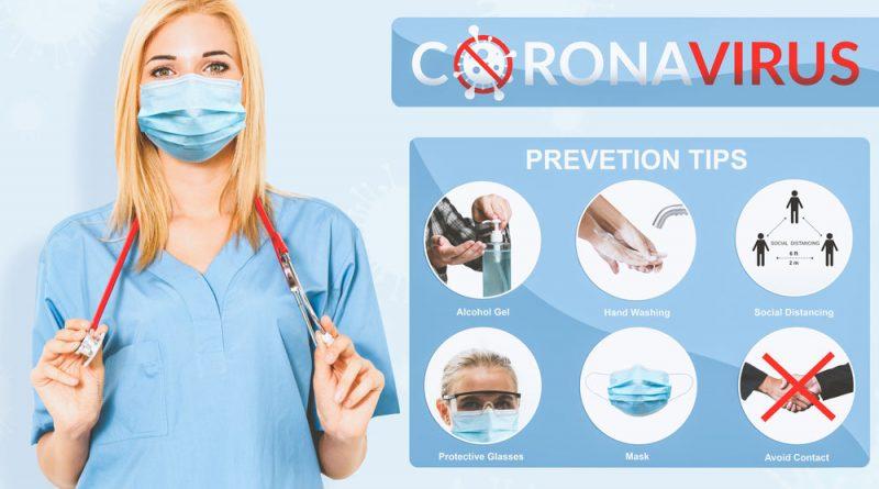 Recomendaciones proteccion coronavirus